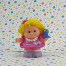 Fisher Price Little People Easter Tube Sarah Lynn