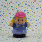 Fisher Price Little People Spin N' Fly Airplane Pilot