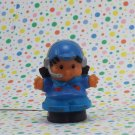 Fisher Price Little People Discovery Airport Helicopter Pilot
