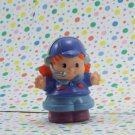 Fisher Price Little People Lil' Movers Airplane Pilot