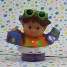 Fisher Price Little People Lil Movers Airplane Roberto