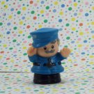 Fisher Price Little People Police Car Police Officer