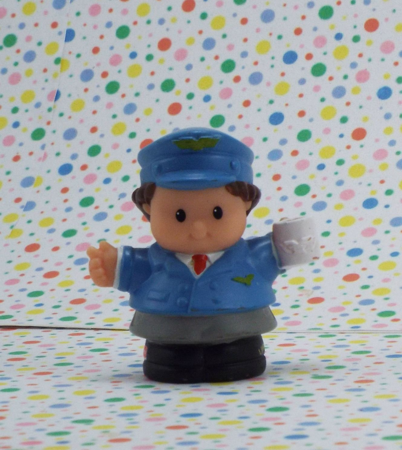 Fisher Price Little People Airport Pilot