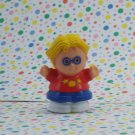 Fisher Price Little People ABC Surprise School Eddie