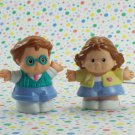 Fisher Price Little People Home Dad and Mom Parts