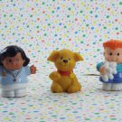 Fisher Price Little People Trip To The Vet Figure Set