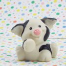 Fisher Price Little People Farm White and Black Pig