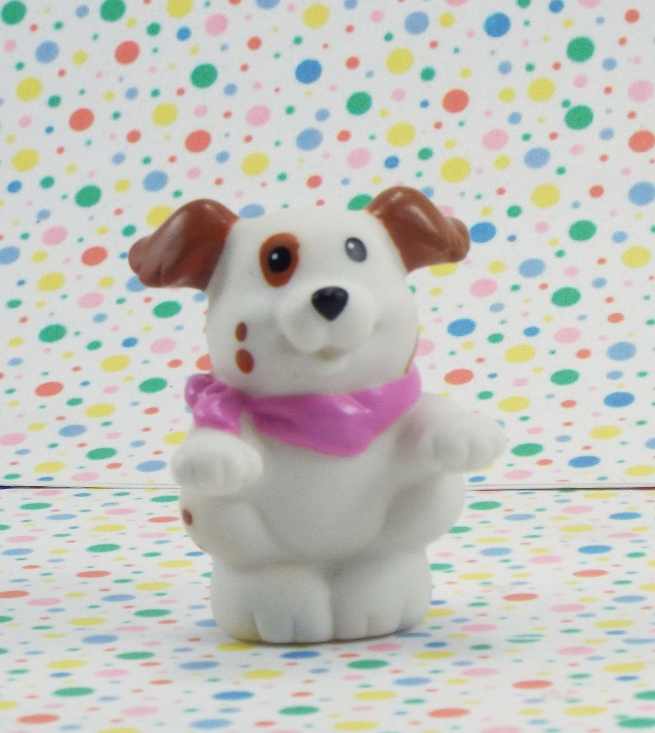 Fisher Price Little People On-The-Go Train Dog Part