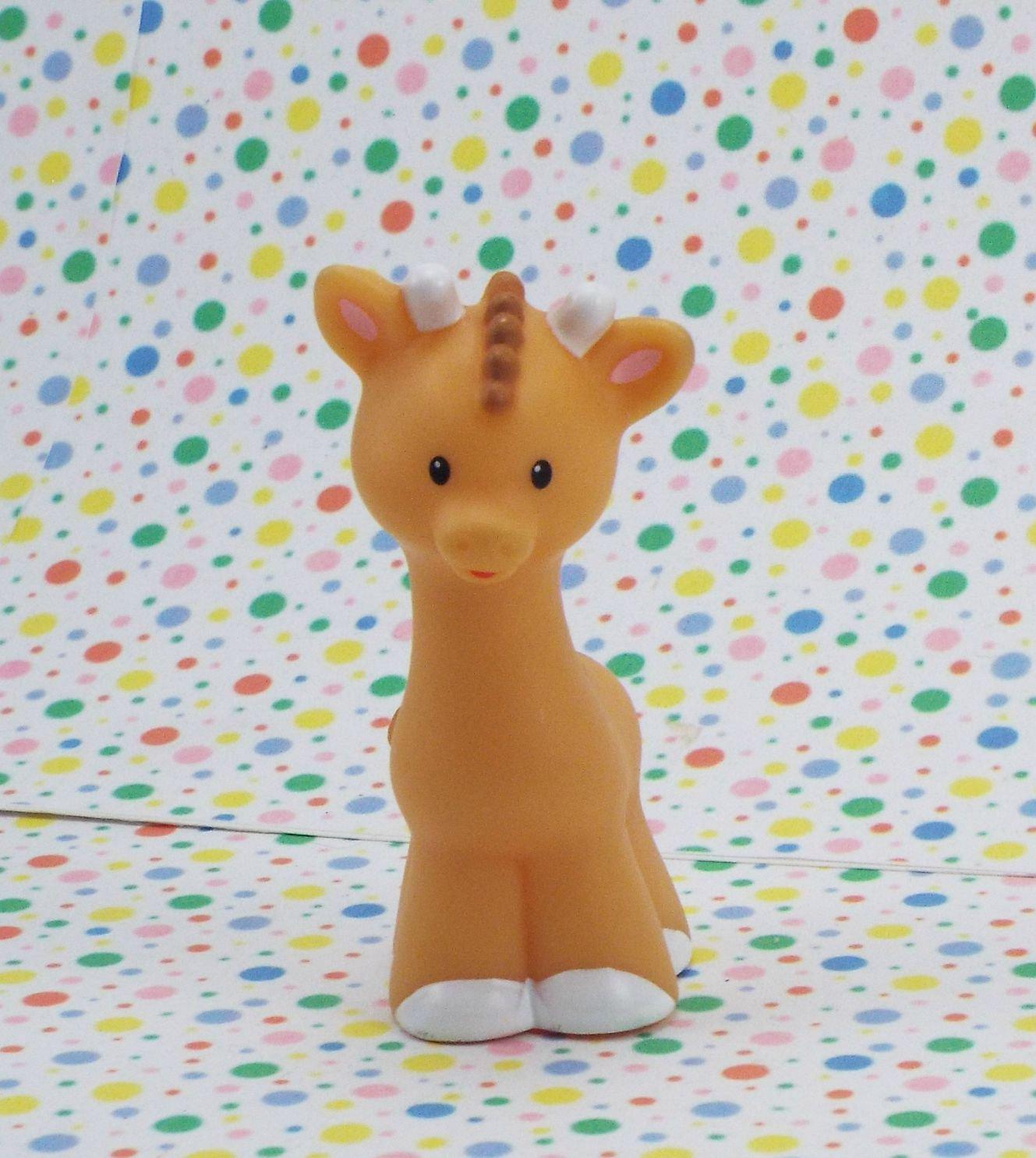 Fisher Price Little People Noah's Ark Baby Giraffe