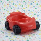 Fisher Price Little People Roadside Rescue Red Car