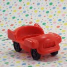 Fisher Price Little People Fun Park Red Car