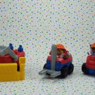 Fisher Price Little People Construction Vehicles Playset