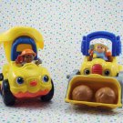 Fisher Price Little People Lifty Loader Lil Movers Dump Truck