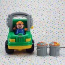 Fisher Price Little People Garbage Truck