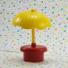 Fisher Price Little People Discovery Village Umbrella Table