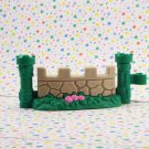 Fisher Price Little People Maiden Mary Castle Fence Part