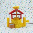 Fisher Price Little People Baby Farm Animals Water Well