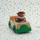 McDonalds Fisher Price Little People Hamburglar Car