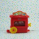 Fisher Price Little People Magic of Disney Donald Popcorn Cart