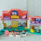 Fisher Price Little People Sweet Sounds Home Little People House