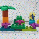 Lego Duplo Dora the Explorer Treasure Island Parts Lot