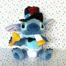 Disney Store New Years Stitch Stuffed Animal