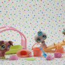 Littlest Pet Shop Chase N' Play Park LPS