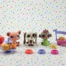 Littlest Pet Shop Humble Pie Bakeshop LPS
