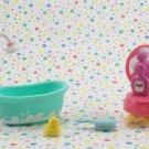 Littlest Pet Shop Squeaky Clean Pets Parts Lot LPS