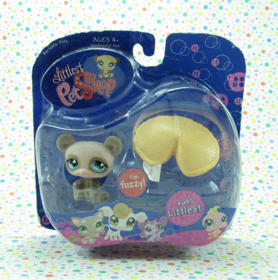 Littlest Pet Shop #645 Panda Bear ~ Littlest LPS