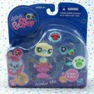 Littlest Pet Shop #1906 Dove #1910 Toucan ~ LPS  Collector Pets