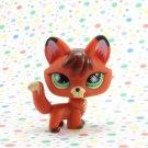 Littlest Pet Shop #807 Fox ~ LPS Happiest