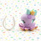 Littlest Pet Shop #1309 Purple Octopus ~ LPS