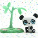 Littlest Pet Shop #90 Black and White Panda ~ LPS Pet Pairs Panda