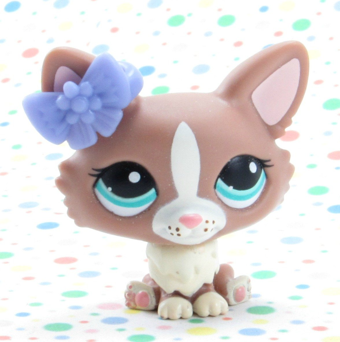 *8/17*SOLD~Littlest Pet Shop #1864 Blythe Corgi Dog ~ LPS Blythe Pet
