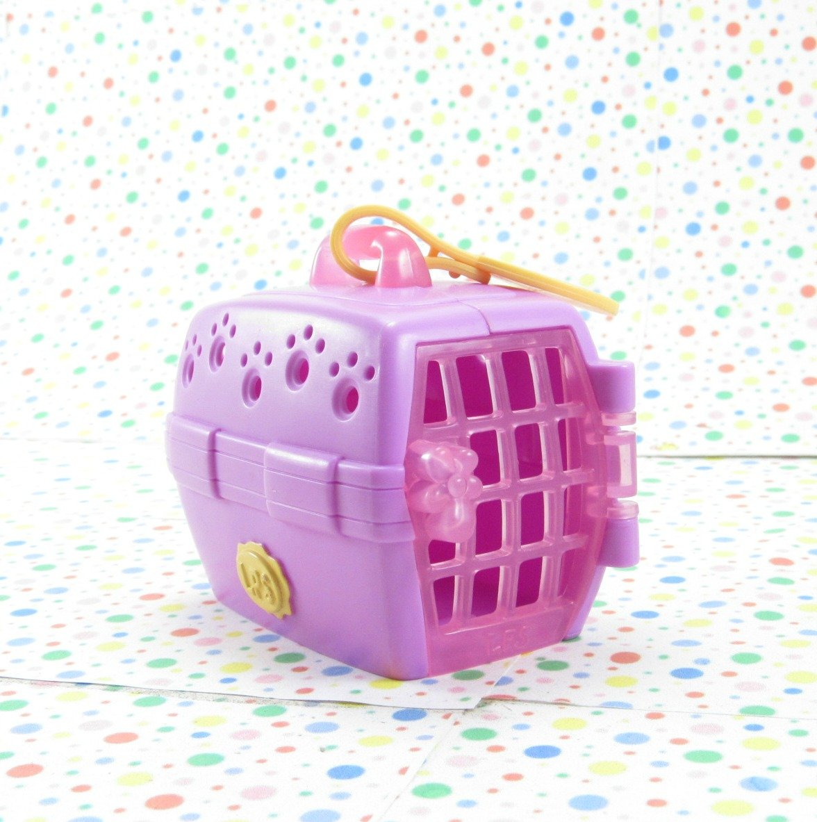 Littlest Pet Shop Portable Pets #218 Dog Carrier