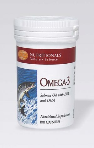 Omega-3 Salmon Oil (100)