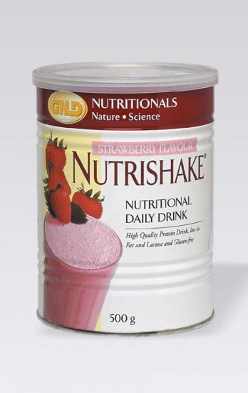 Nutrishake - Strawberry