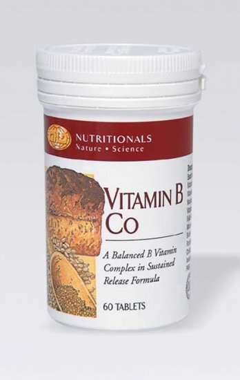 Vitamin B Co. Sustained Release