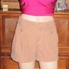 New Victoria's Secret Beige Shorts size 10  236414