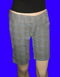 Victoria�s Secret Zinc $25 Plaid Shorts size 1