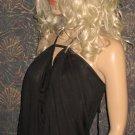 Victoria's Secret $50 Sexy Black Halter Top Small  266913