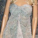 Victoria's Secret $70 Snakeskin Padded Underwire Bra Top 34D Medium 280904