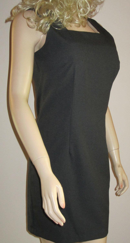 NWT Dawn Joy Fashions $166 Gray 2 Piece Sheath Dress Suit 10  59522