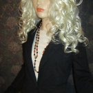 Victoria's Secret Ponte Lace Back Black Summer Evening Blazer Jacket Size 10  278412