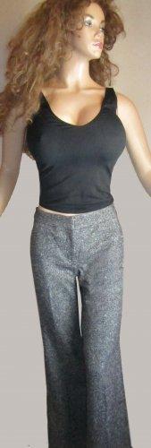 Victoria�s Secret Wool Black & White Tweed Pants 0 Short  186858