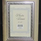 "NIB Oxford Products Vertical and Horizontal Pale Wood 4"" x 6"" Picture Frame 453411"