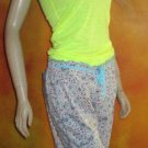 Victoria's Secret Pink Pajama Set Size XS 250243 282146