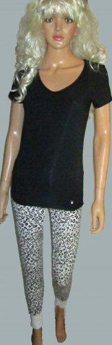 Victoria's Secret $70 Animal Print Cotton Blend Lounge Pajama Set Small 288261
