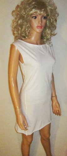 Victoria's Secret White Lightweight Tunic Top Swimsuit Cover-Up Size XS  199955